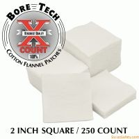 "Bore Tech X-Count™ Patch 2"" quadratisch - .45"
