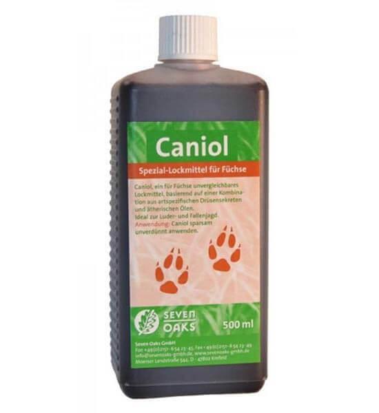Lockmittel für Fuchs Caniol