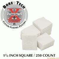 "Bore Tech X-Count™ Patch 1 3/8"" quadratisch - .264"