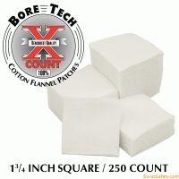 "Bore Tech X-Count™ Patch 1 3/4"" quadratisch - .284"